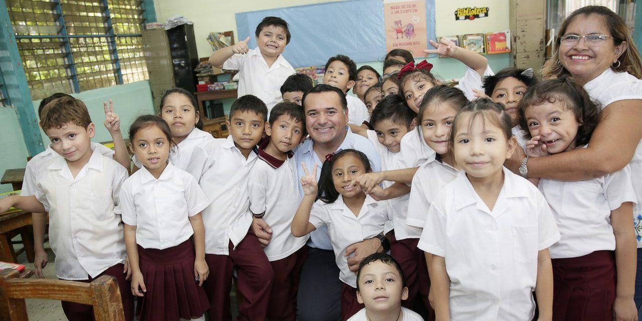Arrancan en Mérida programas preventivos de la 'Policía Educativa'