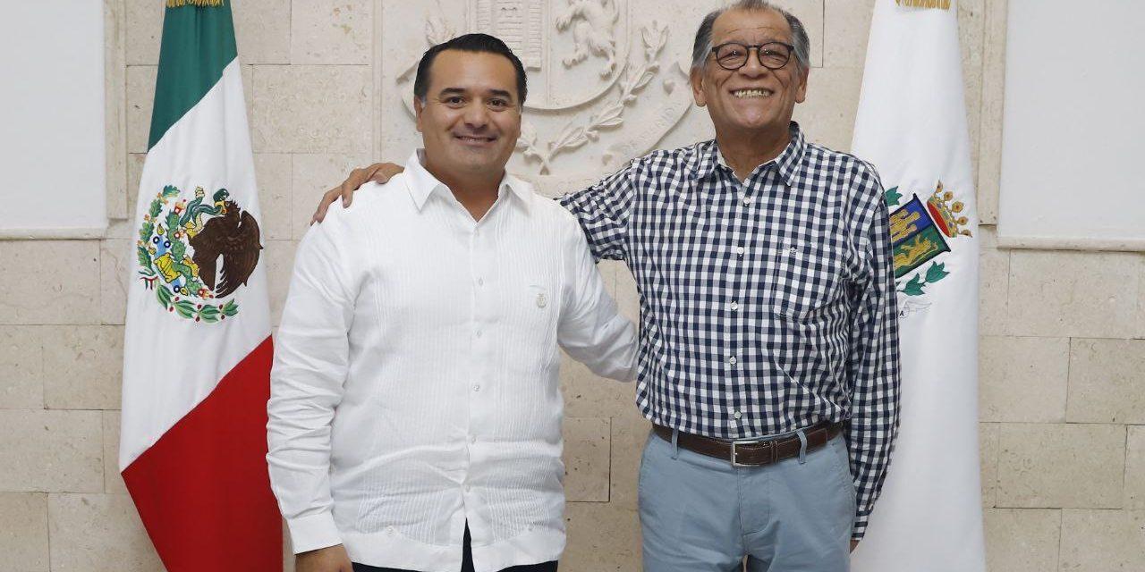 Ayuntamiento de Mérida y Fonatur acuerdan trabajo conjunto