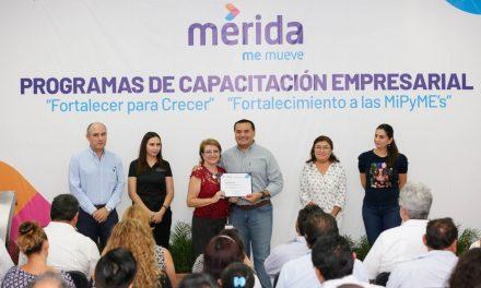 Impulsan programas de emprendimiento en Mérida