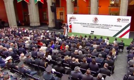Hemos contado con suerte.- López Obrador