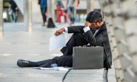 El desempleo en México aumenta al 3.7% en agosto a tasa anual