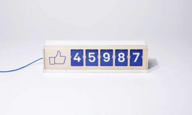 Facebook dice adiós al contador de 'me gusta'