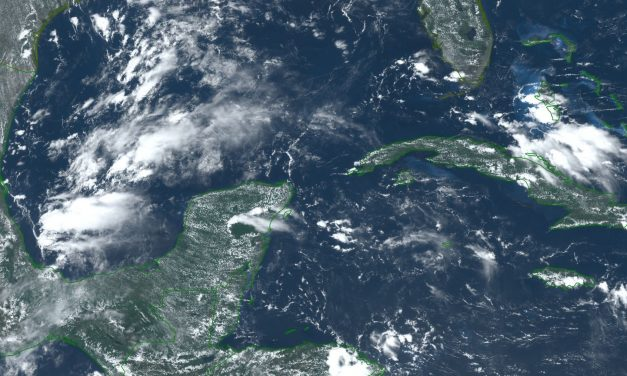 Ligero descenso de calor, con aumento en potencial de lluvias, según pronóstico