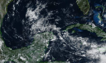 Pronóstico de condiciones calurosas y lluvias fuertes en zonas de Península de Yucatán
