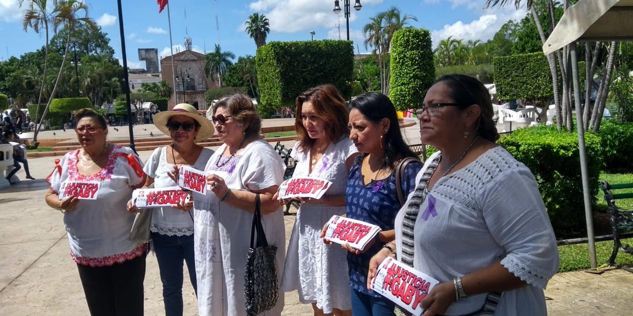 Clamor de justicia por feminicidio de Emma Gabriela Molina Canto (Video)