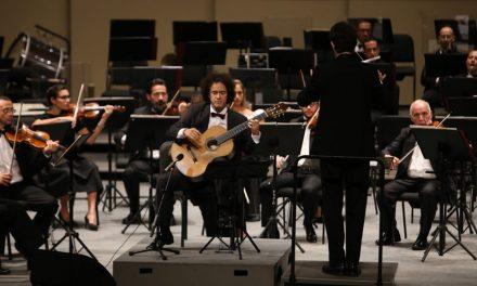 Aclaman Danzón No. 8, Mestiza y Huapango en Noche de Orquesta