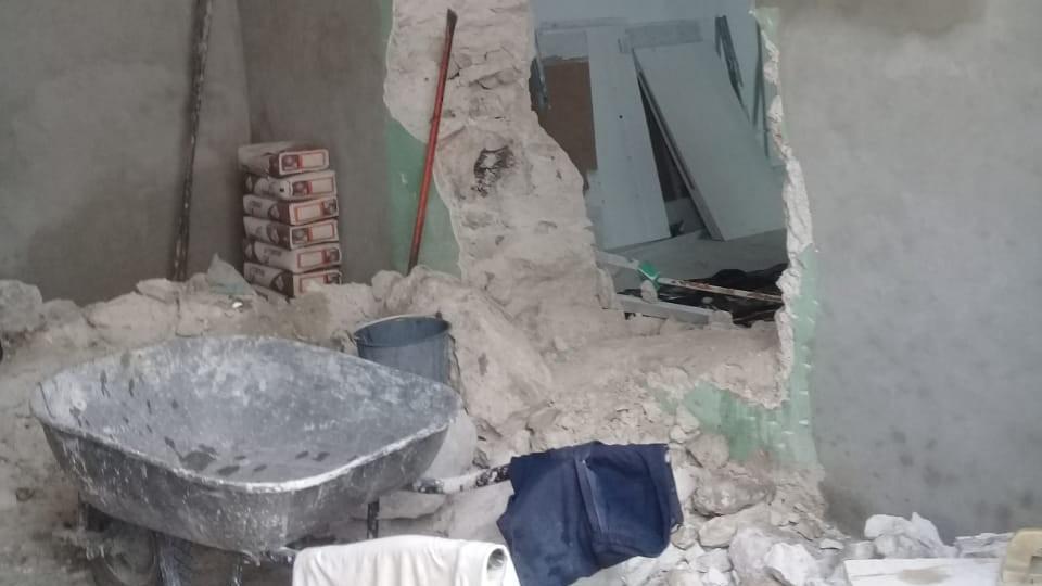 Suspende INAH obras en oficinas de ex Penitenciaría Juárez (Vídeo)