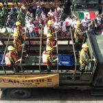 Marca austeridad Desfile por Aniversario del Inicio de Independencia (Video)