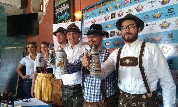 """Viene el """"Oktoberfest"""", con todo el sabor alemán en Mérida (Video)"""