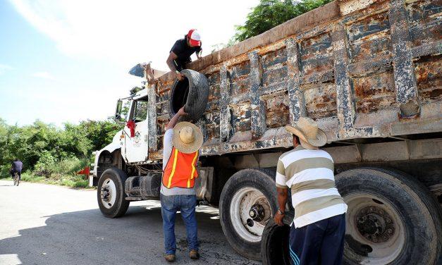 Otra vez supera meta segunda Campaña de Descacharrización en Mérida