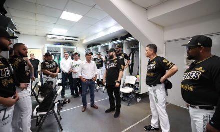 Abre tercer juego de final por campeonato zona sur de Liga Mexicana de Béisbol
