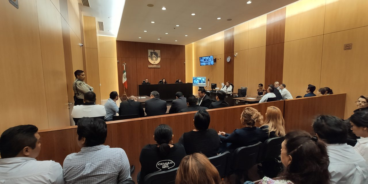 Martín Alberto Medina Sonda, ¡culpable de feminicidio! (Video)