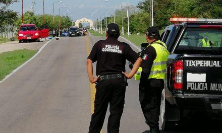 Muere en su última entrega de periódicos en la carretera a Tixpéual