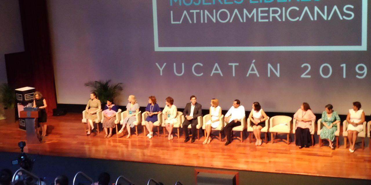 Cumbre de Mujeres Líderes Latinoamericanas; viene Yalitza Aparicio (Video)