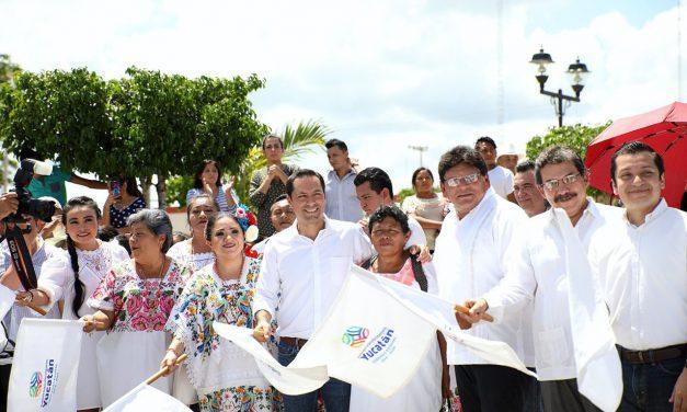 Médico a Domicilio llega a 60 municipios con tercera etapa
