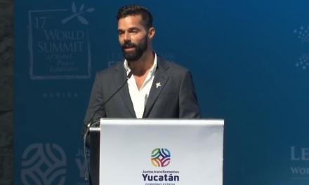 Simplemente queremos igualdad, es muy simple.- Ricky Martin (Video)