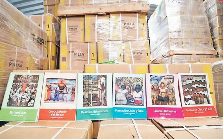 Faltan 300 mil libros de texto gratuitos, en cinco municipios de Yucatán