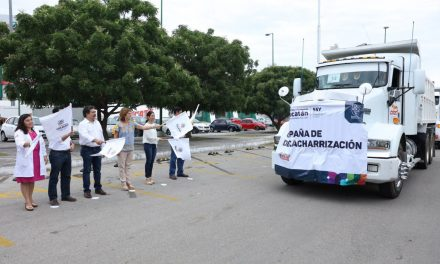 A sacar cacharros en 263 colonias y comisarías de Mérida