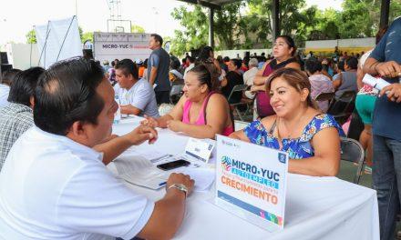 MicroYuc lleva a Hunucmá sus opciones de financiamiento