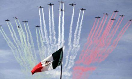 Mujeres piloto volarán en desfile militar de Independencia por primera vez