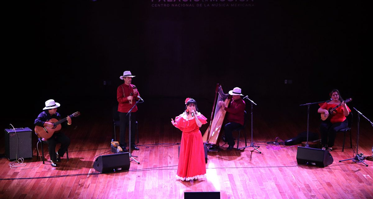Unidos por el bambuco, suenan ritmos colombianos en el Palacio de la Música