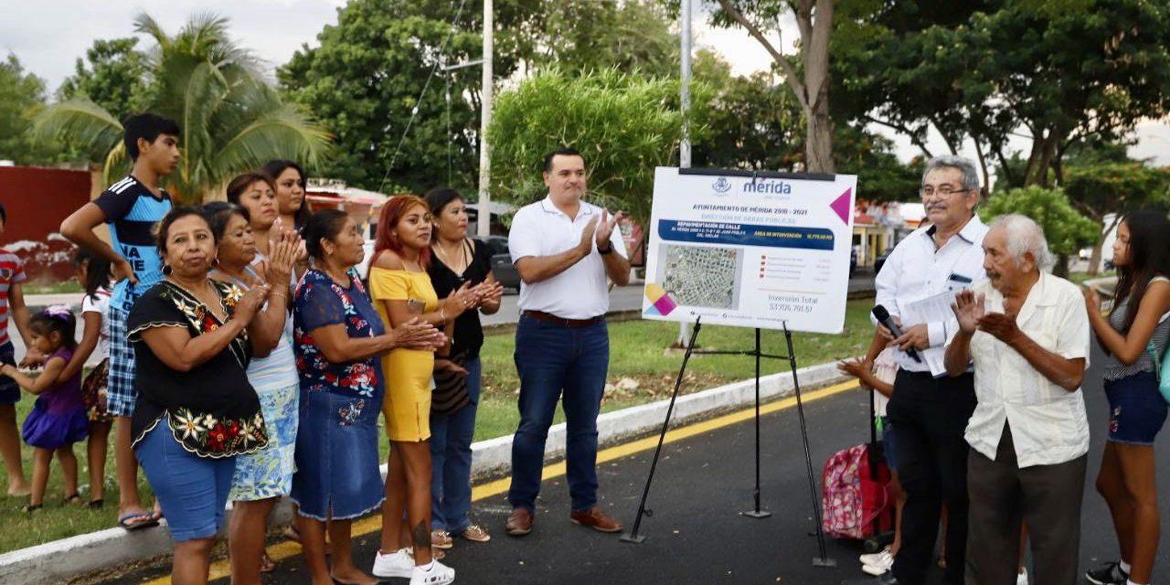 Avenida Mérida 2000 mejora en movilidad urbana y conectividad