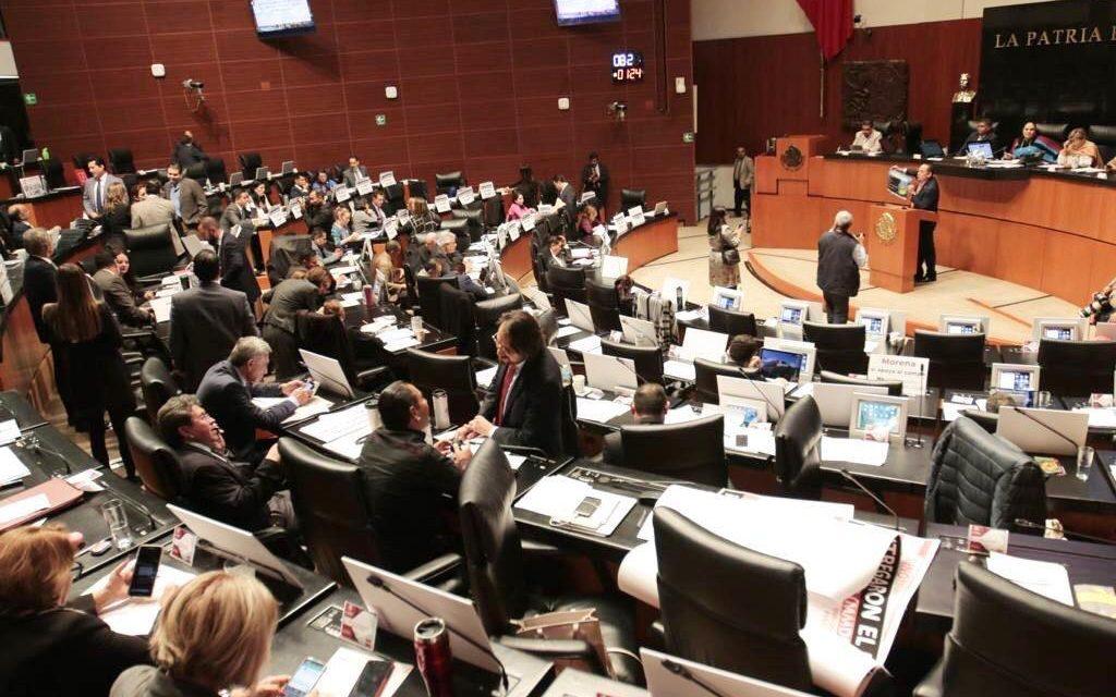 Aprueba Senado la Ley de Ingresos de la Federación 2020