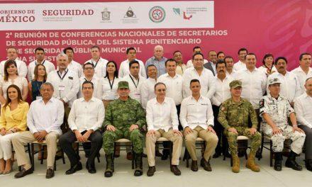 Incentivos a municipios con mayores índices de seguridad, dice Renán