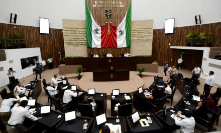 Avalan autonomía para Fiscalía Anticorrupción en Yucatán