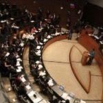 Senadores avalan en lo general el dictamen sobre consulta popular y revocación de mandato