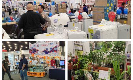 Expo Feria del Comercio, vínculo de compradores y vendedores (Video)