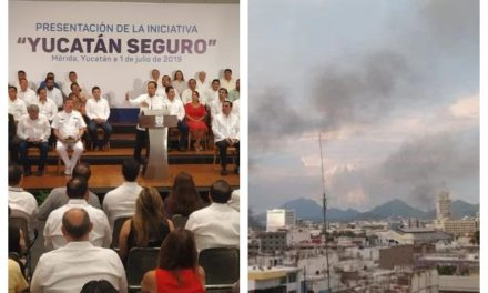 Por eso en Yucatán estamos invirtiendo en seguridad.- Vila Dosal