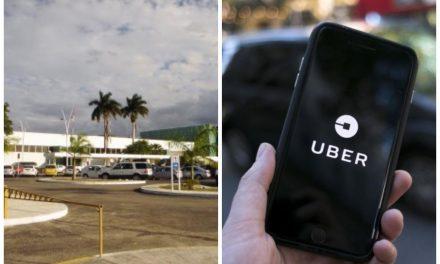 Cierran aeropuertos a taxis de plataformas digitales; caso Mérida