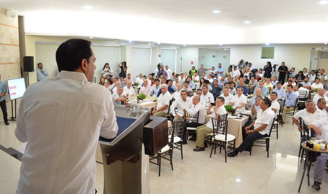 """Seguirá en Yucatán reducción de dependencias, con """"decisiones difíciles"""""""