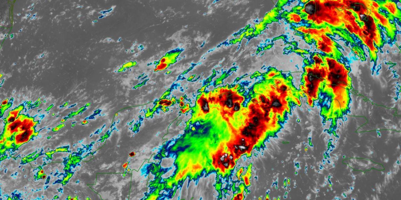Calor y chubascos, en el pronóstico del clima para Península de Yucatán