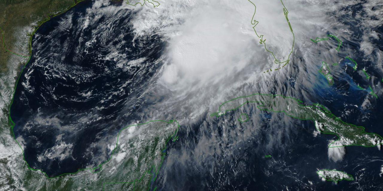 Pasan días nublados y regresa calor de hasta 38 grados en Península de Yucatán