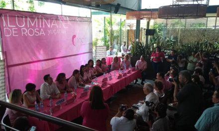 Insuficiente prevención de cáncer de mama; urgen reforzar detección oportuna