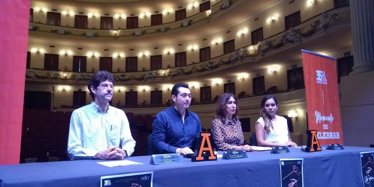 Gala Musical de OSY para becas a universitarios