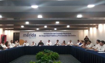 Afinan agencia ministerial para centro histórico de Mérida