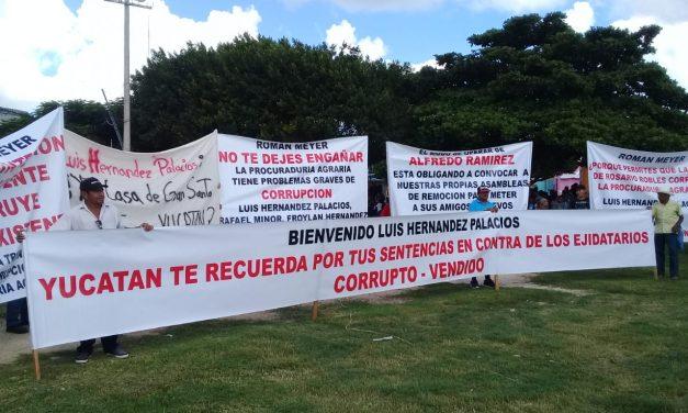 """En curso 52 juicios de nulidad por """"asambleas fraudulentas"""" en Yucatán (Video)"""