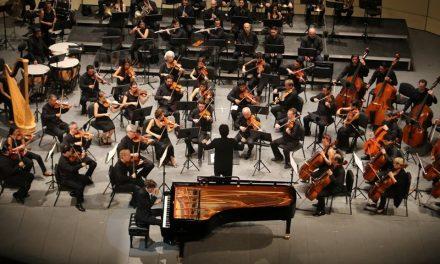 Pianista Vladimir Petrov y OSY, en memorable concierto