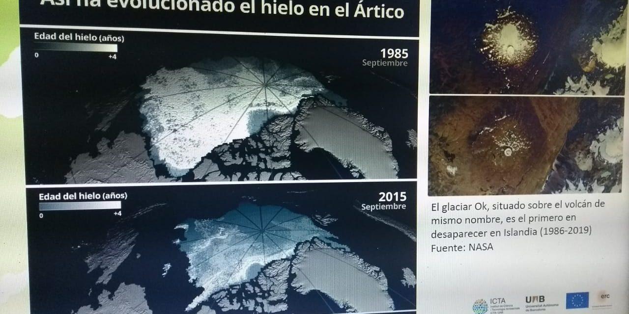 Deshielo, desde extinción de especies hasta deterioro de cultivos mayas