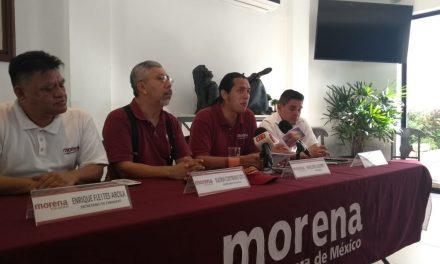 Sin padrón definido, Morena va a asambleas distritales el sábado