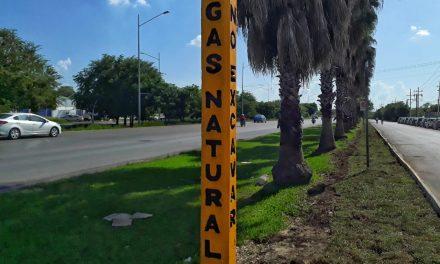 Proliferan tuberías en alrededores de Mérida, falta gas natural