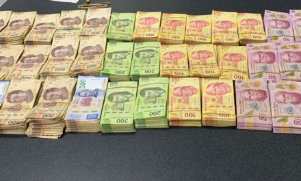Viralizan hallazgo de 1 millón de pesos en auto y PF sale a informar