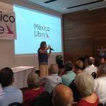 Percibe Margarita Zavala sentimiento de abandono en el país (Video)