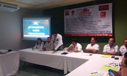 Ventilan transportistas corruptelas de SSP-Yucatán (Video)
