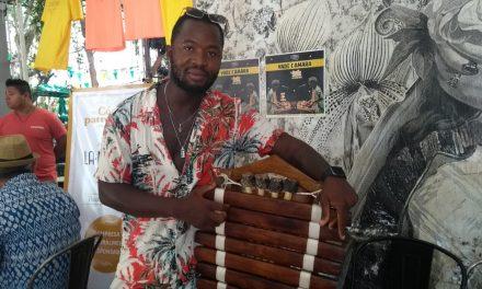 Trae YadiCamara a Mérida ritmos primigenios de África