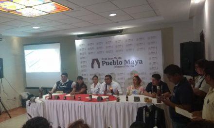 Lanzan en Mérida Gran Expo-Venta del Pueblo Maya