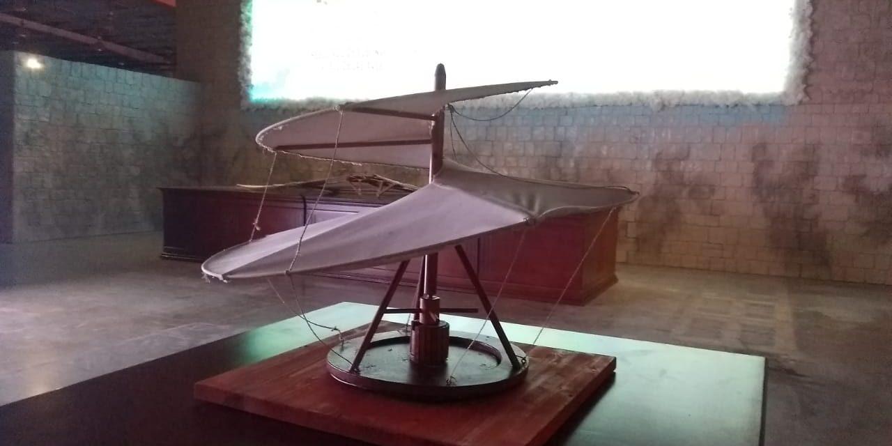 'El Universo de Leonardo da Vinci', de la recreación al asombro (Video)
